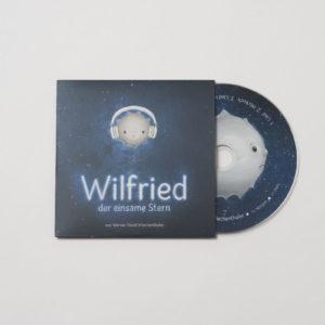 Wilfried, der einsame Stern - Das Kinderbuch als CD