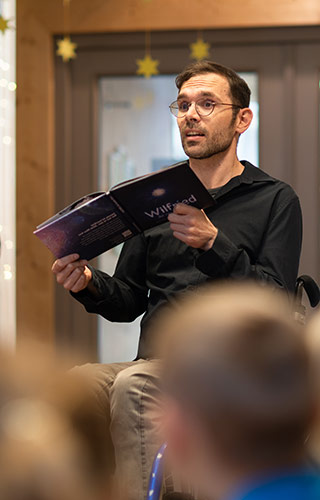 Lesung Werner David Wiechenthaler