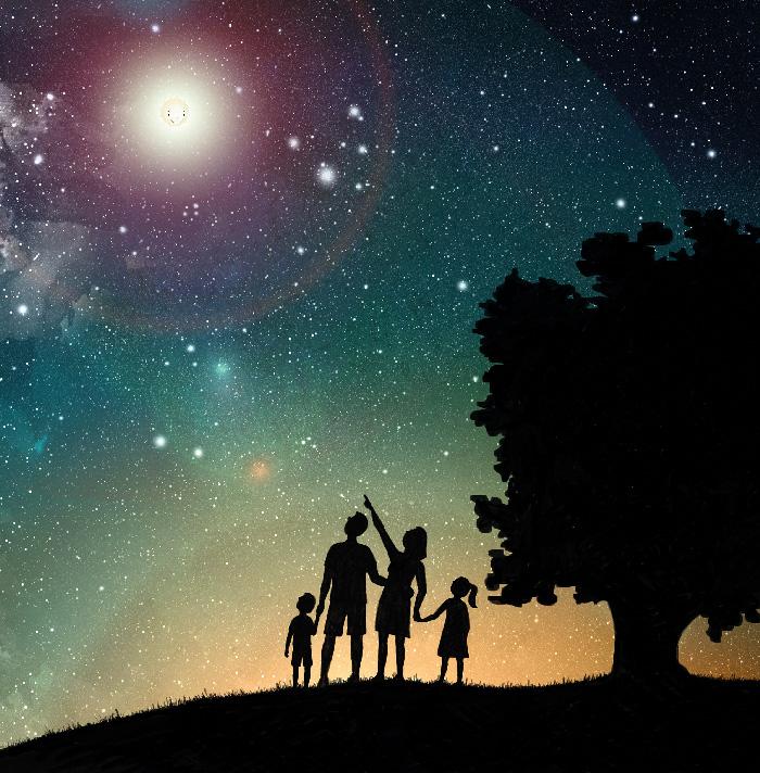 Menschen Sterne - Wilfried der einsame Stern
