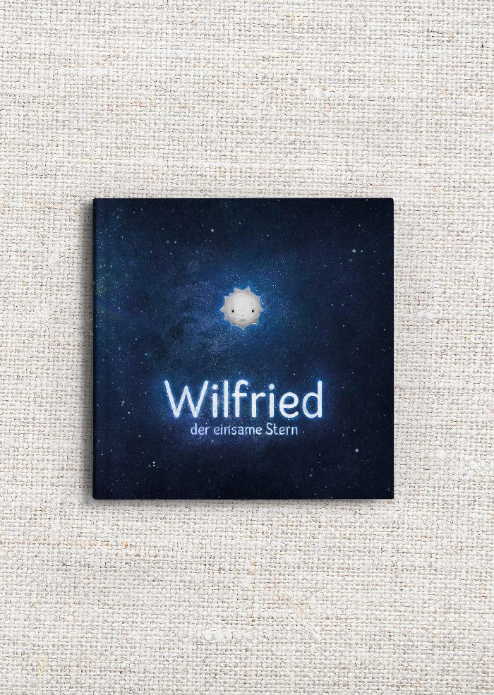 Wilfried der Stern - Buch Cover